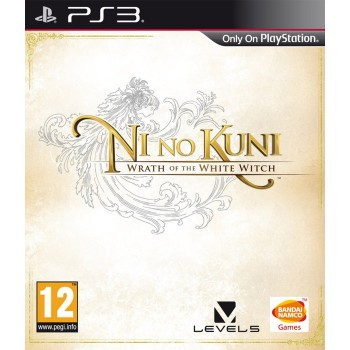 Ni no Kuni: Wrath of the White Witch  (Playstation 3)