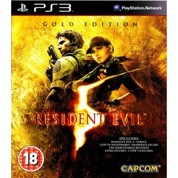 Resident Evil 5 Gold Edition (Playstation 3)