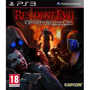 Resident Evil: Operation Raccoon City (Playstation 3)