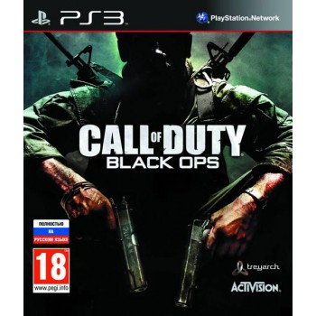 Call of Duty: Black Ops (Playstation 3)