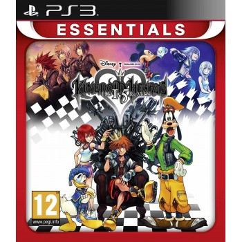 Kingdom Hearts HD 1.5 Remix  (Playstation 3)