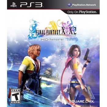 Final Fantasy X/X-2 HD Remaster (Playstation 3)
