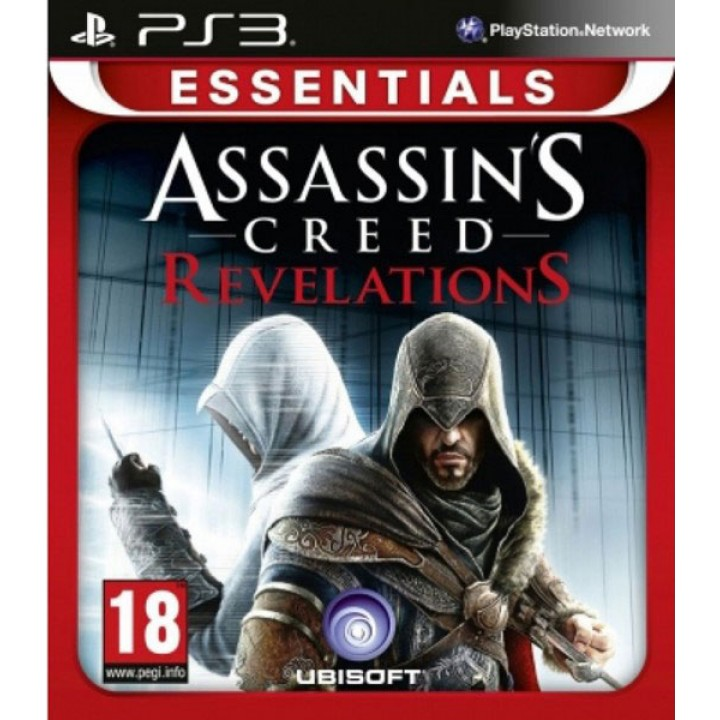Игра для Playstation 3 Assassin's Creed Откровения