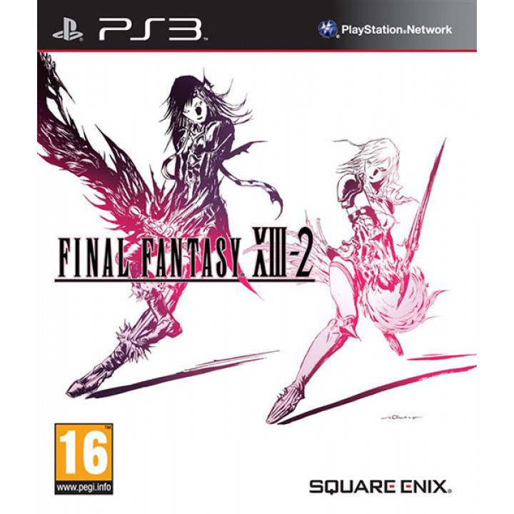 Игра для Playstation 3 Final Fantasy XIII-2