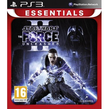 Star Wars: The Force Unleashed 2 (Playstation 3)