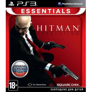 Hitman Absolution (Playstation 3)