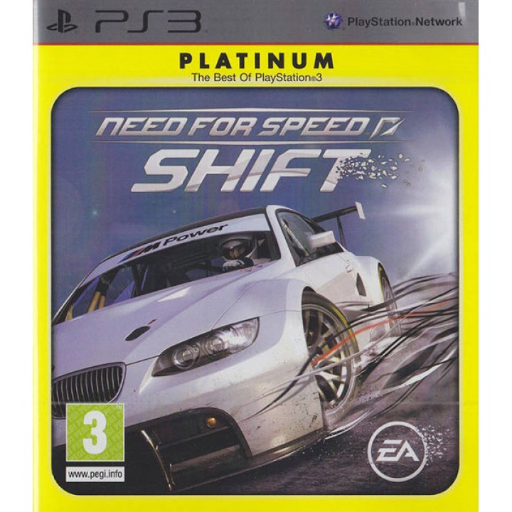 Игра для Playstation 3 Need for Speed: Shift