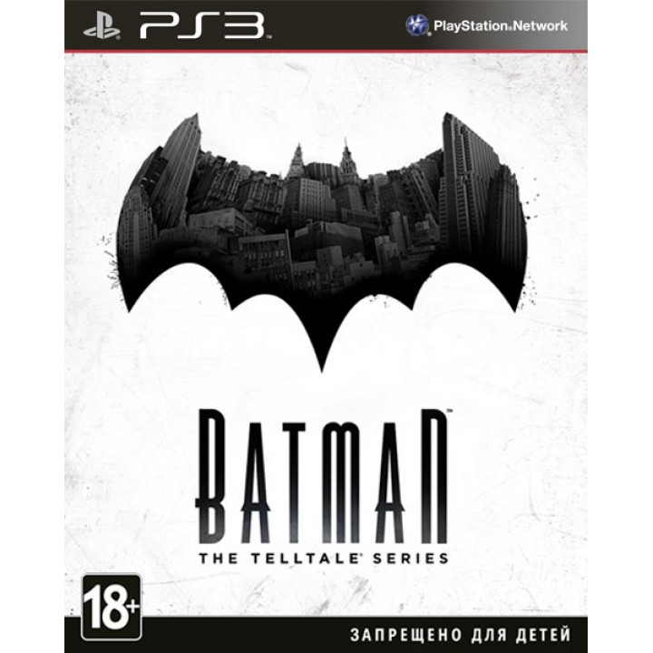 Игра для Playstation 3 Batman The Telltale Series