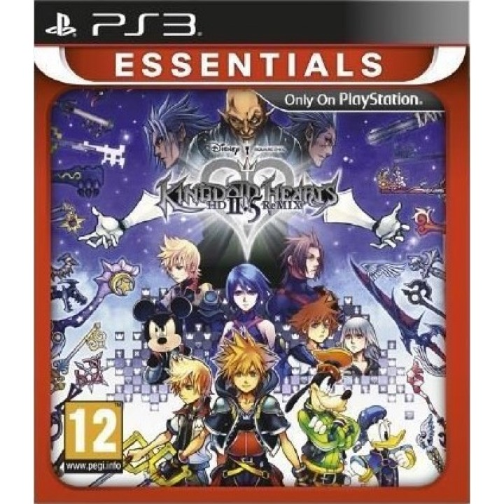 Игра для Playstation 3 Kingdom Hearts HD 2.5 Remix