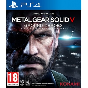 Metal Gear Solid V: Ground Zeroes (Playstation 4)