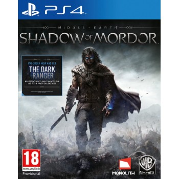 Middle-Earth: Shadow of Mordor [Средиземье: Тени Мордора] (Playstation 4)