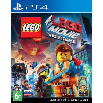 LEGO Movie Videogame (Playstation 4)