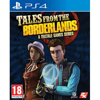 Tales from the Borderlands (Playstation 4)