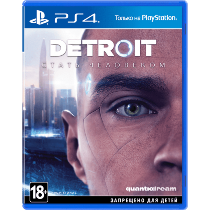 Игра для Playstation 4 Detroit Become Human