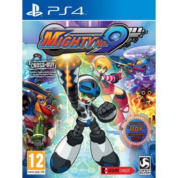 Mighty No 9 (Playstation 4)