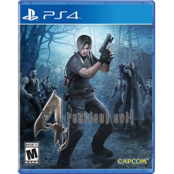 Resident Evil 4 (Playstation 4)
