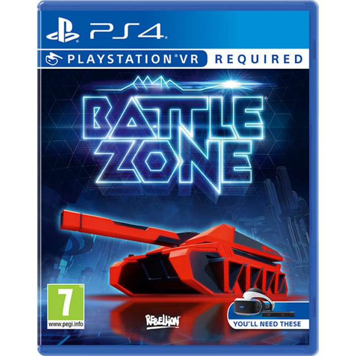 Игра для Playstation 4 Battlezone