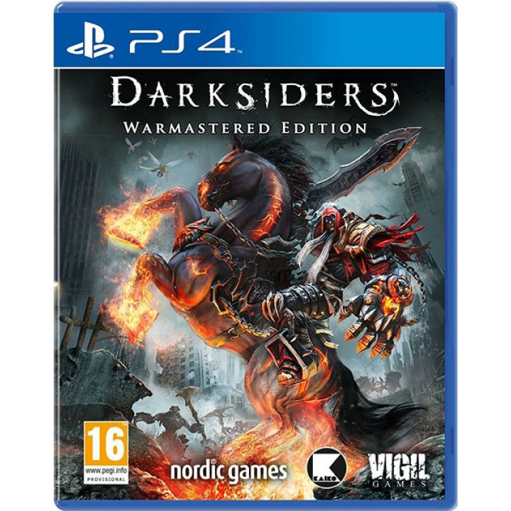 Игра для Playstation 4 Darksiders Warmastered Edition