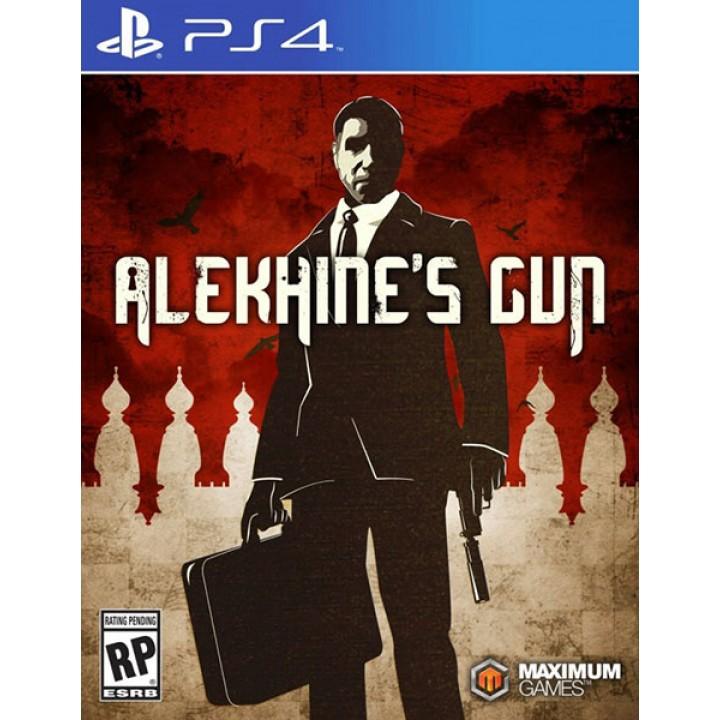 Игра для Playstation 4 Alekhine's Gun