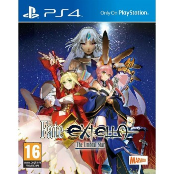Fate/Extella: The Umblar Star (Playstation 4)