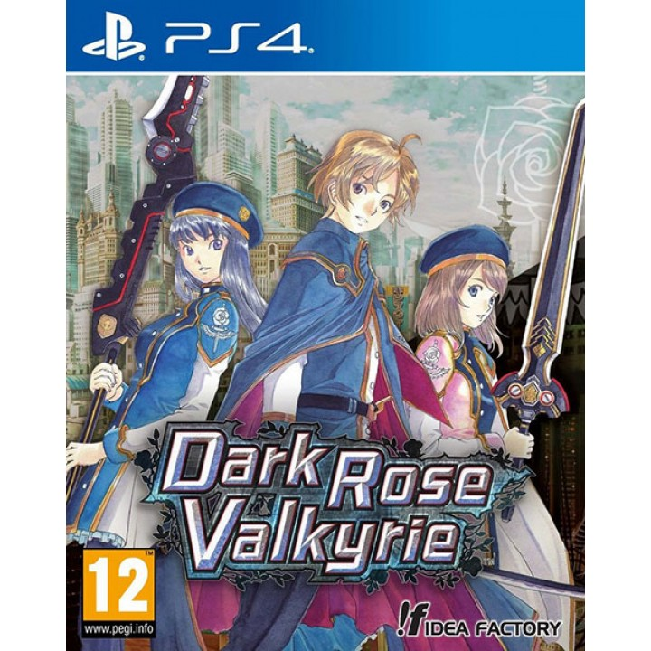 Игра для Playstation 4 Dark Rose Valkyrie