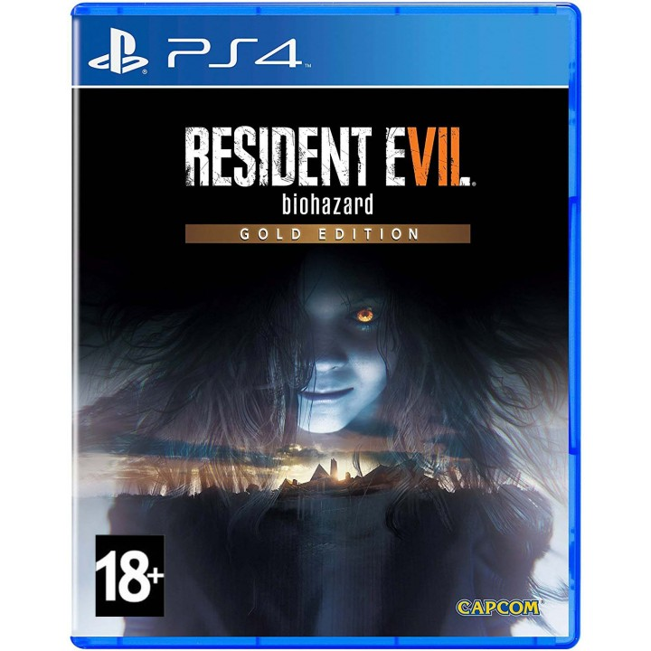 Игра для Playstation 4 Resident Evil 7 Gold Edition