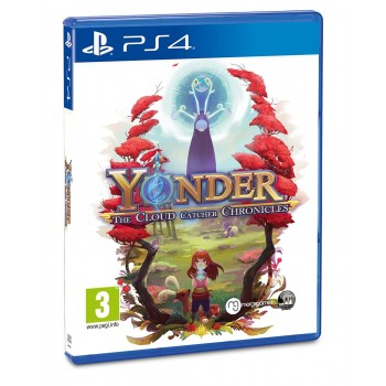 Yonder: The Cloud Capture Chronicles (Playstation 4)
