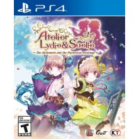 Atelier Lydie & Suelle: The Alchemists & The Mysterious Paintings (Playstation 4)
