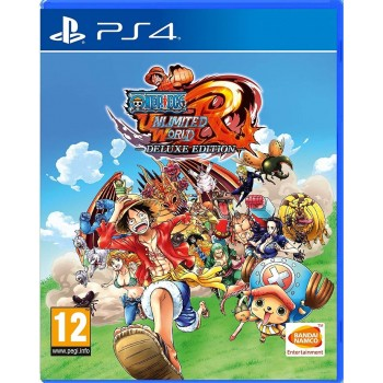 One Piece: Unlimited World Red - Deluxe Edition (Playstation 4)