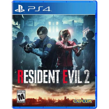 Resident Evil 2 (Playstation 4)