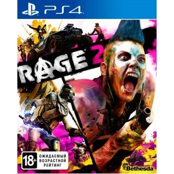 Rage 2 (Playstation 4)
