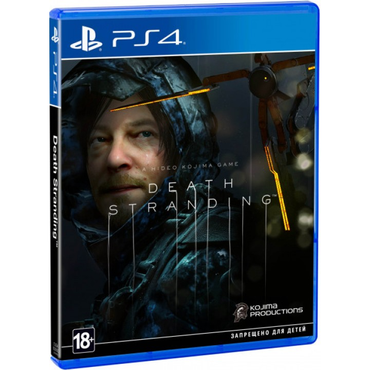 Игра для Playstation 4 Death Stranding