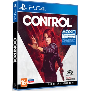 Control (Playstation 4)