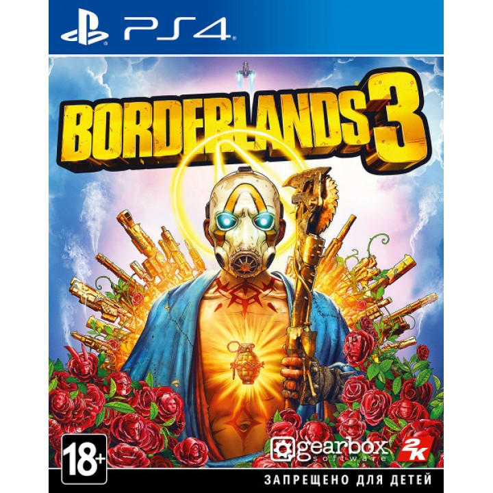 Игра для Playstation 4 Borderlands 3