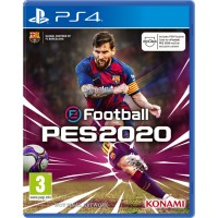 PES 2020 [Pro Evolution Soccer eFootball 2020] (Playstation 4)