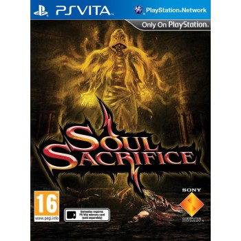 Soul Sacrifice (PS Vita)