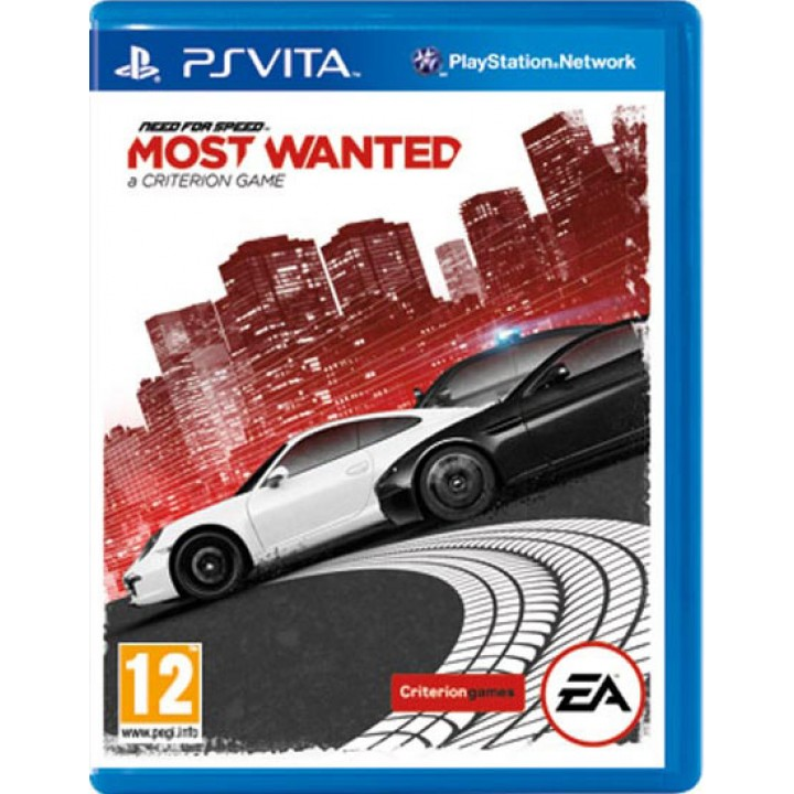Игра для PS Vita Need for Speed: Most Wanted
