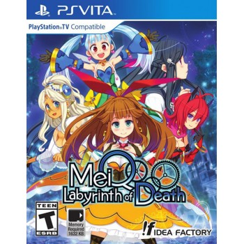 MeiQ: Labirint of Death (PS Vita)