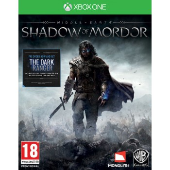 Middle-Earth: Shadow of Mordor [Средиземье: Тени Мордора] (XBOX ONE)