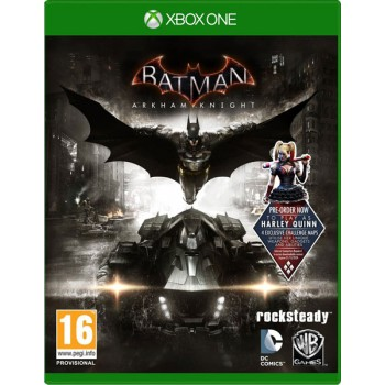 Batman Arkham Knight [Бэтмен: Рыцарь Аркхема] (XBOX ONE)