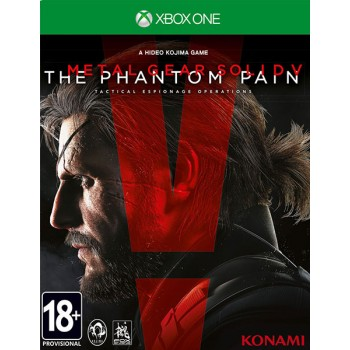 METAL GEAR SOLID V: The Phantom Pain. Day One Edition (XBOX ONE)