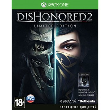 Dishonored 2 Limited Edition (XBOX ONE)