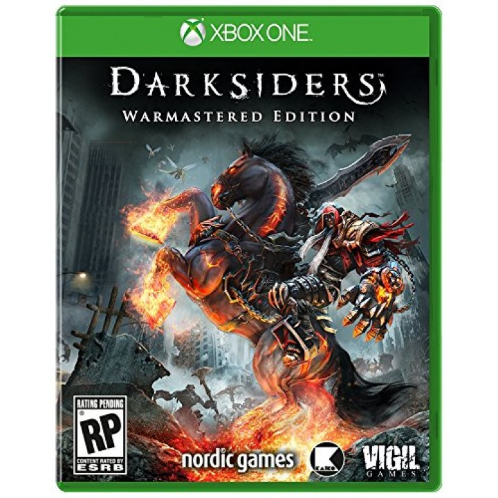 Игра для Xbox One Darksiders Warmastered Edition