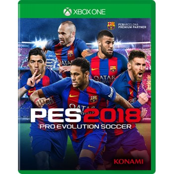 Pro Evolution Soccer 2018 [PES 2018] (XBOX ONE)