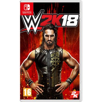 WWE 2K18 (Nintendo Switch)