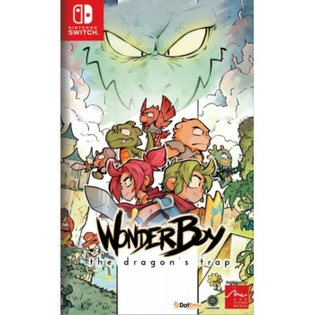 WonderBoy: The Dragon's Trap (Nintendo Switch)