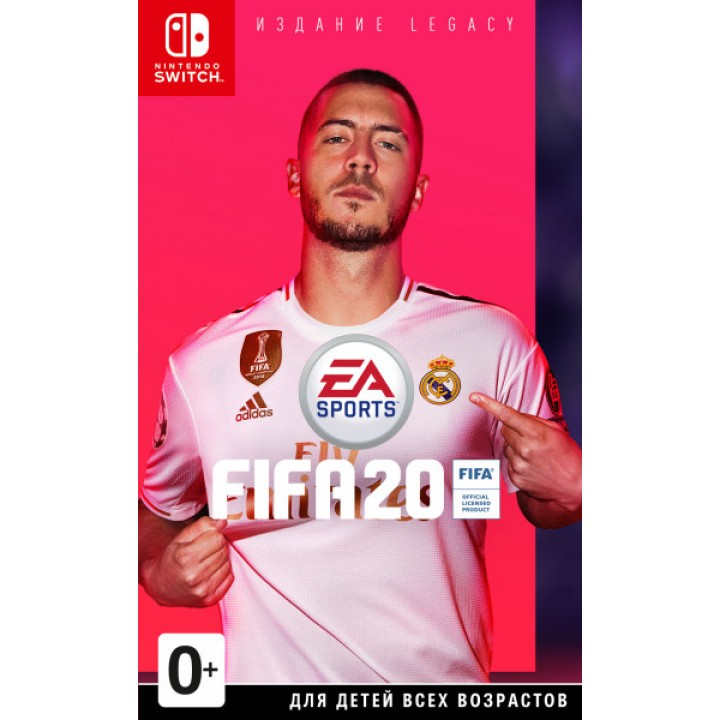 Игра для Nintendo Switch FIFA 20